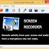 Download dan cara menginstall screen recorder