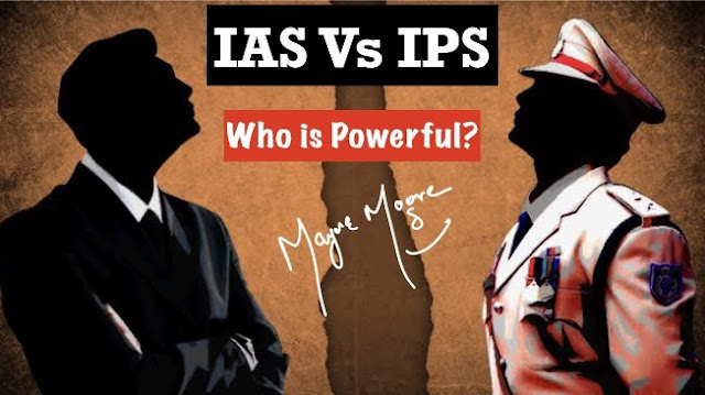 How much is the salary of IAS-IPS? you should also know