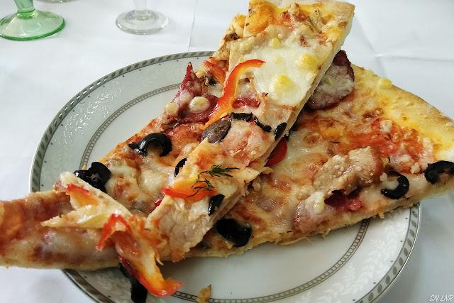 Пицца Sushimi (Сашими) Луганск