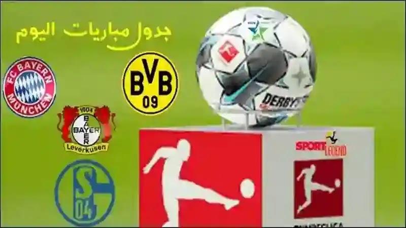 موعد مونشنغلادباغ وباير ليفركوزن 06 - 03 - 2021 في الدوري الالماني