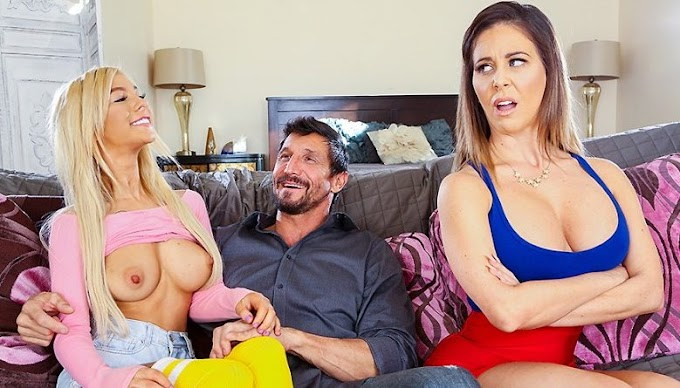 Filthyfamily – Cherie Deville,Kenzie Reeves Step Mom Teaches Me To Fuck Her BF (04.05.2019)