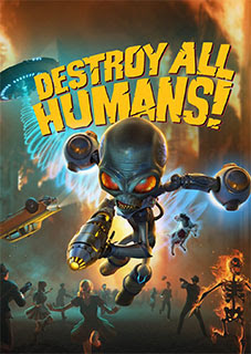 Destroy All Humans! Thumb