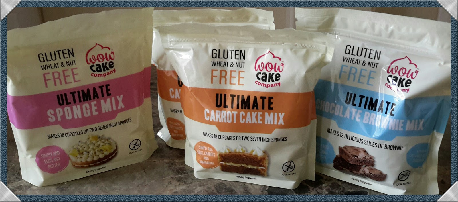 Gluten Free Chocolate Brownie The Homemade Cake Company Ingredients