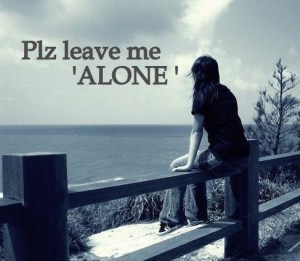 Whatsapp DP on Alone Boy: eAskme