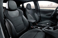 Hyundai i30 Fastback N (2019) Interior