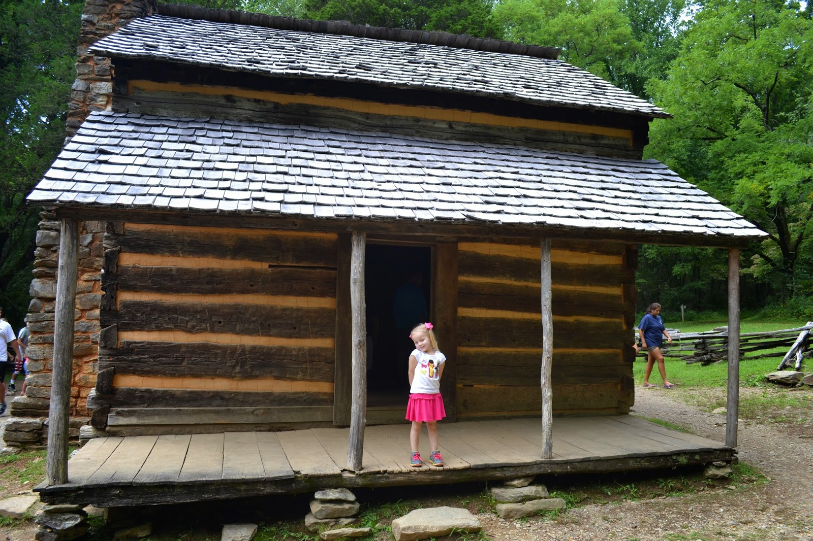 John Oliver House in Cades Cove TN