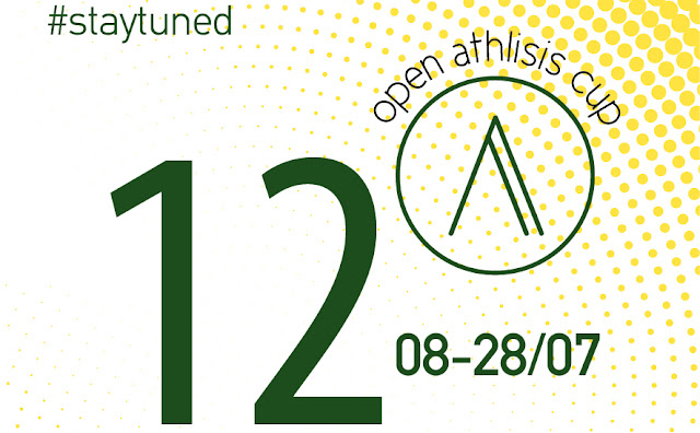 12o Open Athlisis Cup 2019
