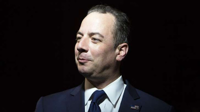 Priebus after Spicer resignation says 'all good here' at White House