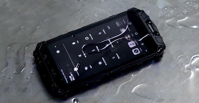 Doogee S60 много добър противоударен смартфон