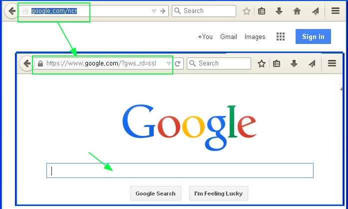 구글검색 - 특정 국가로 리다이렉트(redirect) 되지 않게 하는 방법