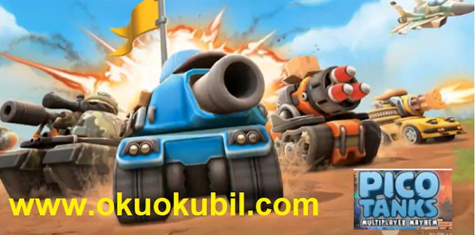 Pico Tanks Multiplayer Mayhem v33.0.2 Sınırsız Para Mod Apk 2020