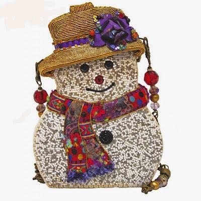 Christmas Themed Handbags From Mary Frances