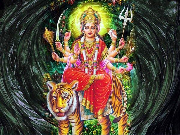 Maa Durga HD Wallpaper 1080p