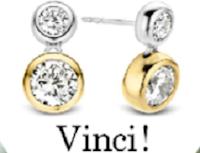 Logo Commenta e vinci gratis orecchini in argento e dettagli oro o buoni sconto !