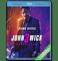 JOHN WICK: CAPÍTULO 3 – PARABELLUM (2019) 1080P HD MKV ESPAÑOL LATINO