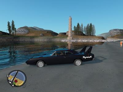 GTA San Andreas PGSA ENB Mode Free Download