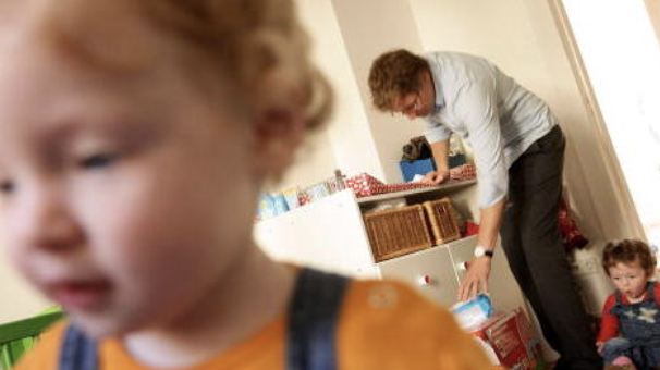 This Father's Day, Thank Dad for His Hard Work: New study busts 'myth of the lazy father'