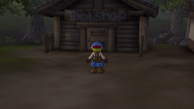 Louis's Tool Shop Harvest Moon: Save The Homeland