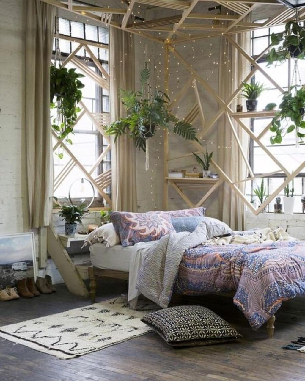 Dream Boho Rooms You Should Copy Right Now