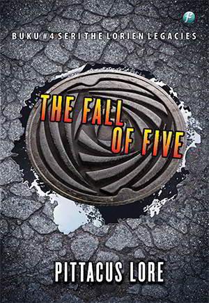 The Fall Of Five - The Lorien Legacies 4 PDF Karya Pittacus Lore
