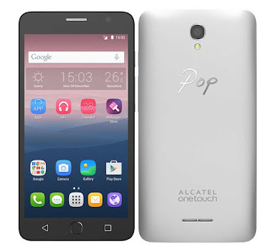 Alcatel One Touch Pop Star 5070D MT6735 100% Tested Latest Update Firmware Android 5.1 By Paidfile