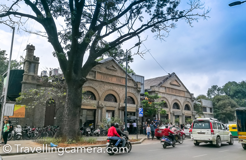 UB Mall in Banglore is one of the top luxurious malls in India and it was built in an era when there were very few malls in India. Here you can find some of the top brands of the world and restaurants which are rare to find in other cities. And did I miss MG road?    10. UB City of Banglore