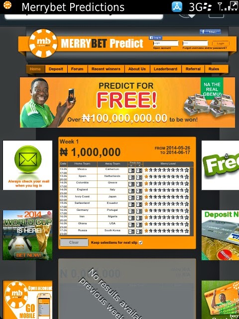 WELCOME TO HOME OF INFORMATION: How to register , Bet for
