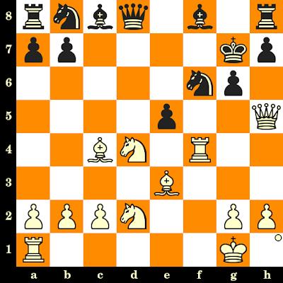 Les Blancs jouent et matent en 3 coups - Paul Keres vs Verbak, corr., 1932
