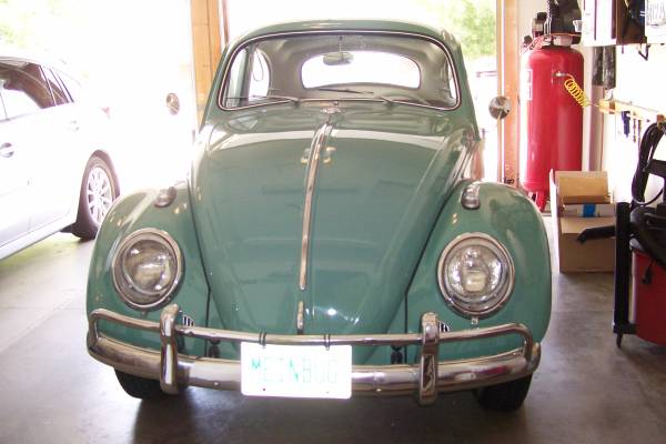 1963 Beetle, Very Cute Restored
