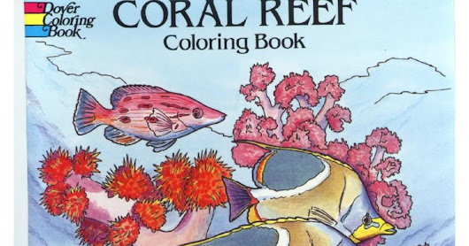 Coral Reef Coloring Book (1995)