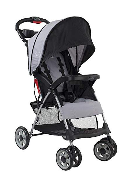 Lightweight Compact Baby Stroller
