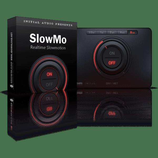 Initial Audio SlowMo v1.0.3 Full version