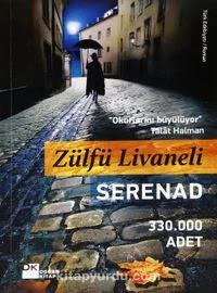 Livaneli Serenad Kapak