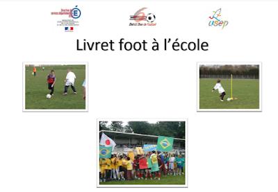livret foot à l'école pdf