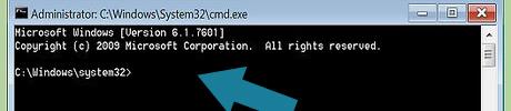 حذف الملفات الغير قابلة للإزالة cmd