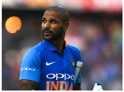 Shikhar Dhawan out of World Cup; Rishabh Pant will take place