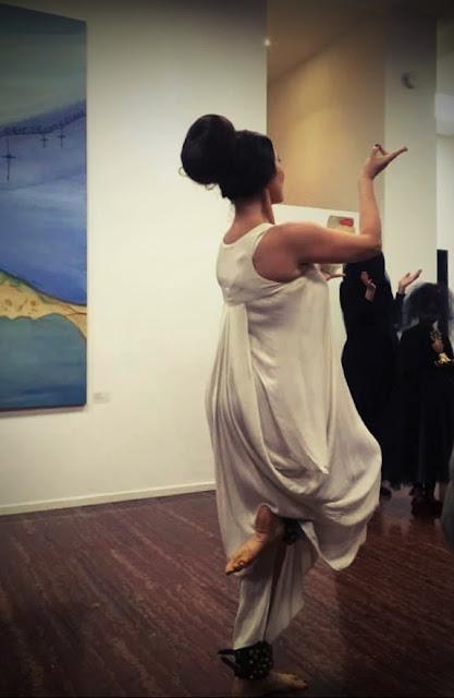 Danza Indiana Bharata Natyam Odissi Palazzo Merulana Roma