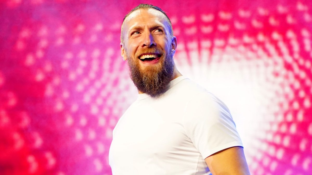 Vince McMahon permitiu que Bryan Danielson participasse do NJPW G1 Climax