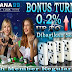 SARANA99 - BONUS TURNOVER 0.2% UP TO 0.5%