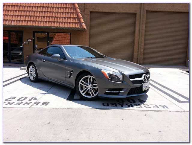 Mercedes Benz Car WINDOW TINTING Cost