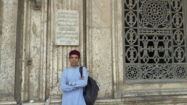 Jungkir Balik Ustaz Abdul Somad Agar Tembus Kampus Maroko