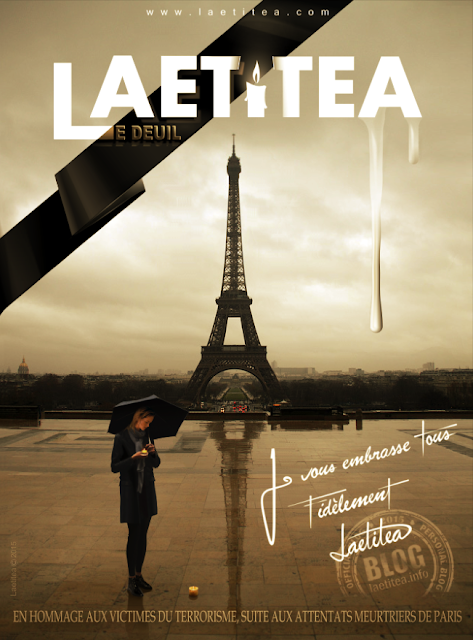 Laetitea - Official Blog: Le Deuil