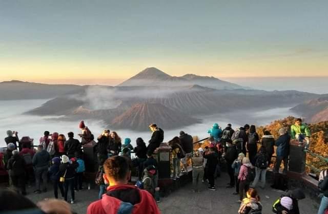 Apa Perbedaan Penanjakan 1 dan 2 Gunung Bromo