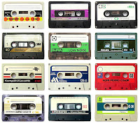 Cassettes image from Bobby Owsinski's Music 3.0 blog