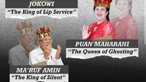 Akun Instagram BEM Unnes Raib usai Juluki Ma'ruf Amin 'The King of Silent'