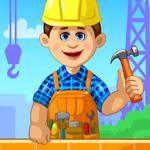 لعبة بناء منزل جديد
