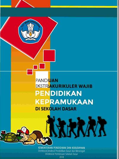 Buku Panduan Pendidikan Kepramukaan Kurikulum 2013