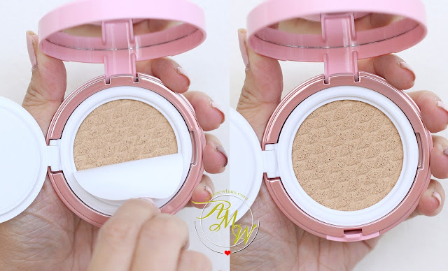 a photo of Laneige x Lucky Chouette BB Cushion Whitening 21 Beige