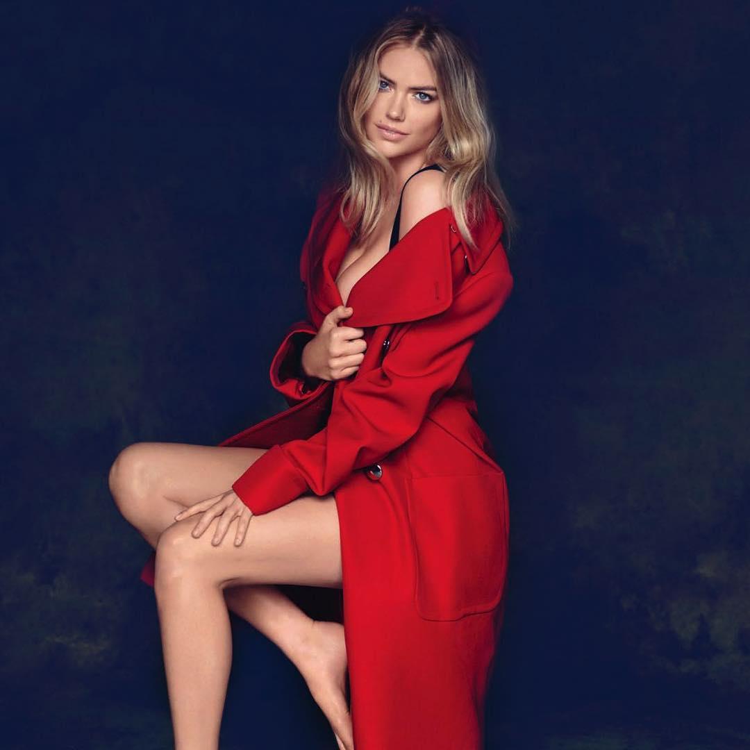 Kate Upton red hot wallpaper