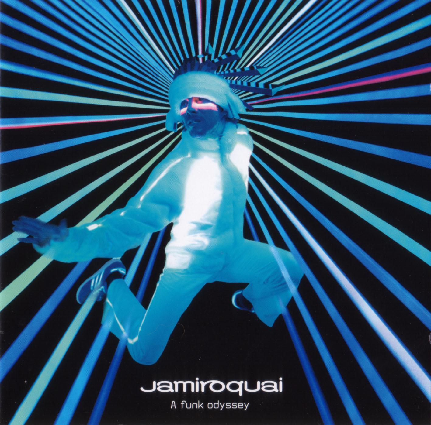 Albums: NateFullerArt: RETURN OF THE SPACE COWBOY >> JAMIROQUAI